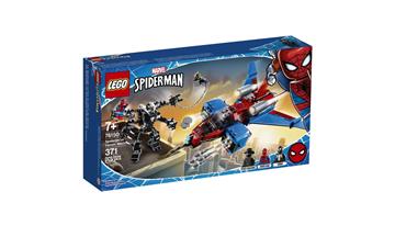 Imagem de Lego Spiderman Spiderjet Vs Venom