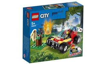 Imagem de Lego City Floresta em Chamas