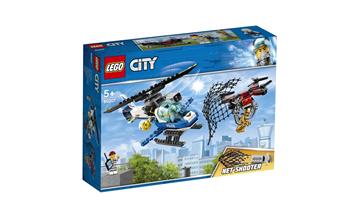Imagem de Lego Polícia Aérea Perseguição Drone