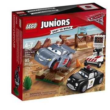 Imagem de Lego Juniors Cars Disney