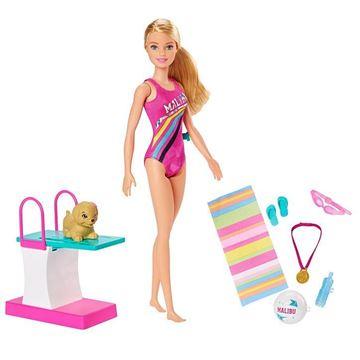 Imagem de Barbie Nadadora Dreamhouse Adventures - Mattel