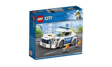 Imagem de Lego City Carro Patrulha da Polícia