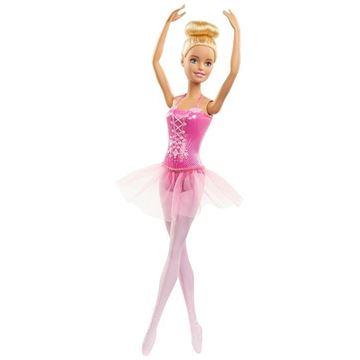 Imagem de Barbie Bailarina Loira/Morena - Mattel