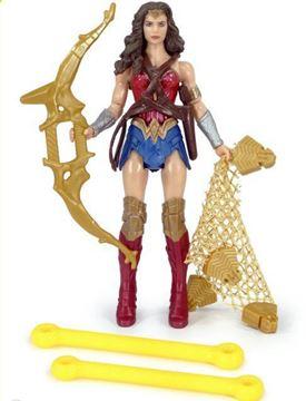 Imagem de Boneco Liga da Justiça 15cm - Mattel