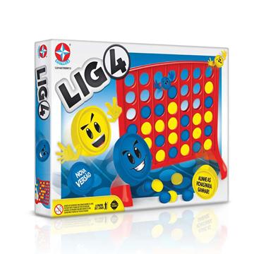 Imagem de Jogo Lig 4 - Estrela