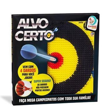Imagem de Alvo Certo Dardos - Cardoso Toys