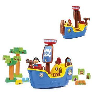 Imagem de Baby Land Navio Pirata - Cardoso Toys