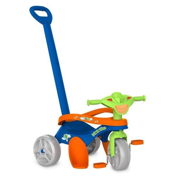 Imagem de Triciclo Mototico - Azul
