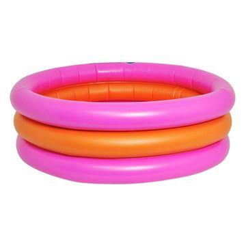 Imagem de Piscina Inflável Colors 66L - DM Toys