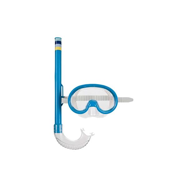Imagem de Máscara e Snorkel - Azul