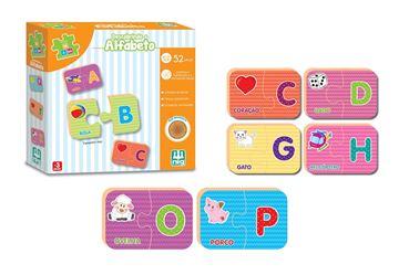 Imagem de Descobrindo o Alfabeto - Nig Brinquedos