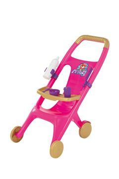 Imagem de Carrinho de Boneca Baby Car Papinha - Magic Toys