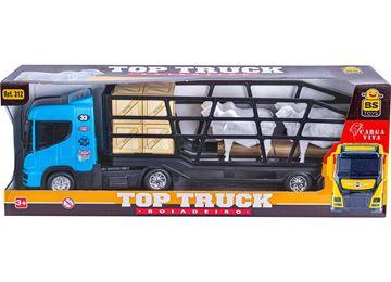 Imagem de Caminhão Top Truck Boiadeiro - BS Toys