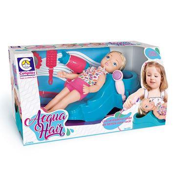 Imagem de Boneca Acqua Hair - Cotiplás