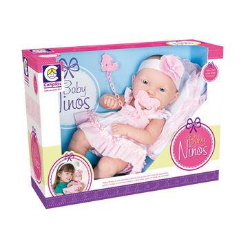 Imagem de Boneca Baby Ninos Reborn - Cotiplás