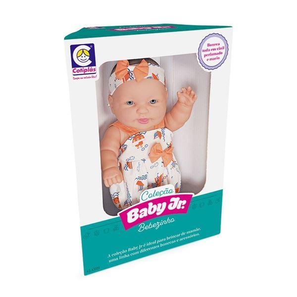 Imagem de Boneca Baby Jr - Bebezinho - Cotiplás