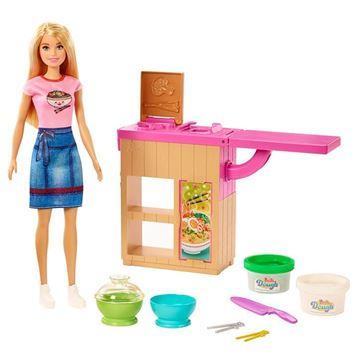 Imagem de Barbie Estação de Macarrão - Mattel