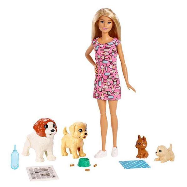 Imagem de Barbie Treinadora de Cachorrinhos - Mattel