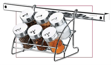 Imagem de Porta Condimentos 7 Peças - Top Pratic - Brinox