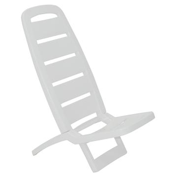 Imagem de Cadeira em Polipropileno Branco - Guarujá - Tramontina
