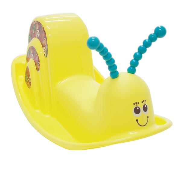 Imagem de Gangorra Infantil Dindon - Amarelo