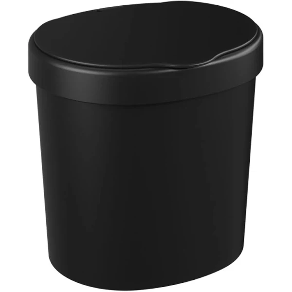 Imagem de Lixeira Basic 2,5L - Preta