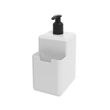 Imagem de Dispenser 500ml Branco - Single - Coza