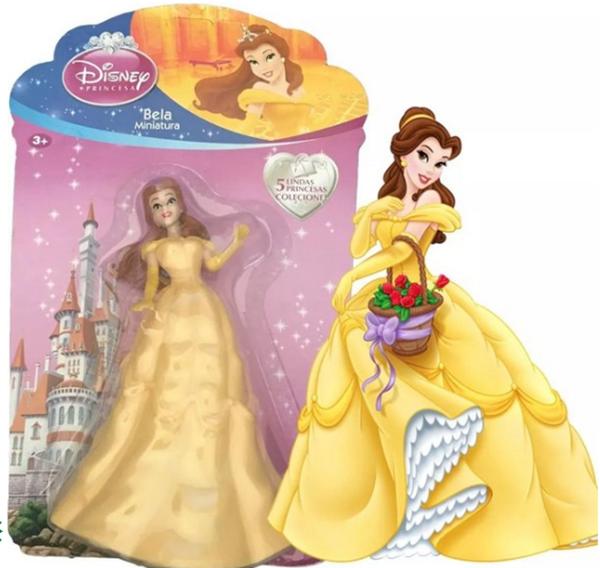 Imagem de Miniaturas Princesas Disney - Bela
