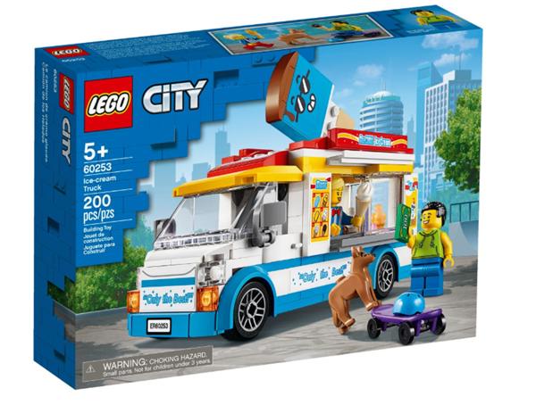 Imagem de Lego City Van de Sorvetes