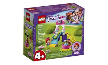 Imagem de LEGO Friends Playground para Cachorrinhos