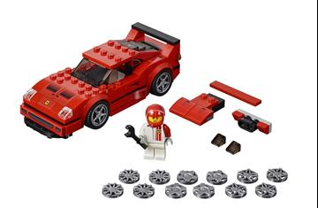 Imagem de Lego Speed Ferrari F40