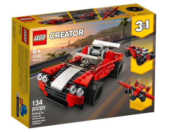 Imagem de Lego Creator Carro Esportivo