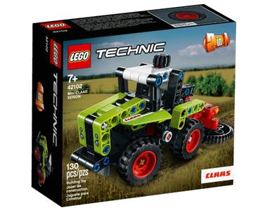Imagem de Lego Technic Mini Claas Xerion