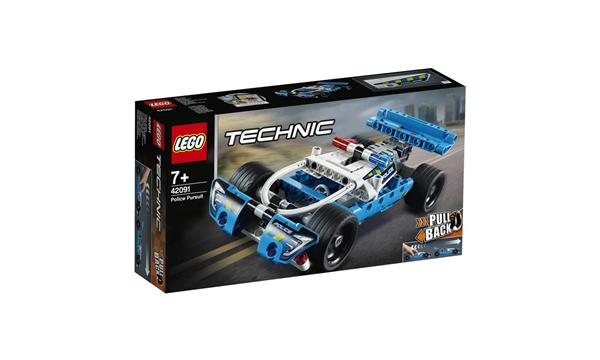 Imagem de Lego Technic Perseguição Policial