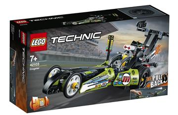 Imagem de Lego Technic Dragster