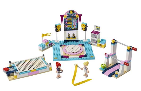 Imagem de LEGO Friends Show de Ginástica