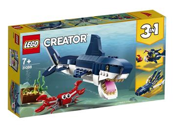 Imagem de LEGO Criaturas do Fundo do Mar