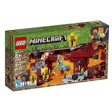 Imagem de LEGO Minecraft A Ponte Flamejante