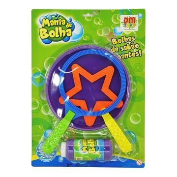 Imagem de Mania de Bolha Big Bolha - DM Toys
