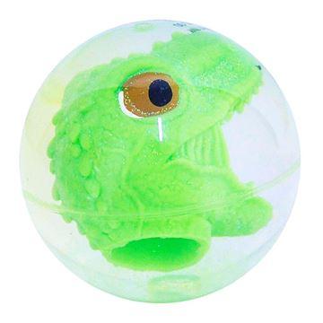 Imagem de Bola Mania Flash Dino - DM Toys