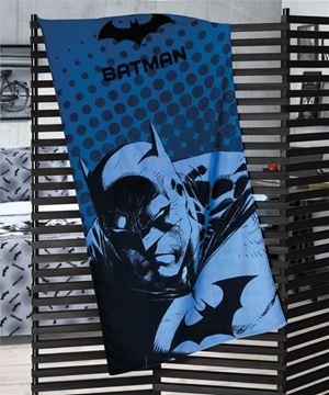 Imagem de Toalha de Praia 76cm x 152cm - Batman - Dohler