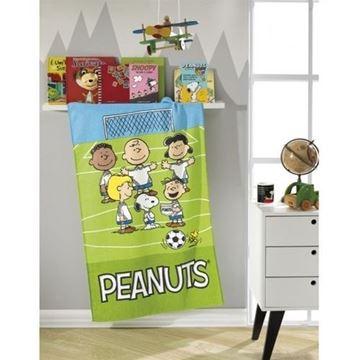 Imagem de Toalha de Praia 70cm x 115cm - Peanuts - Dohler