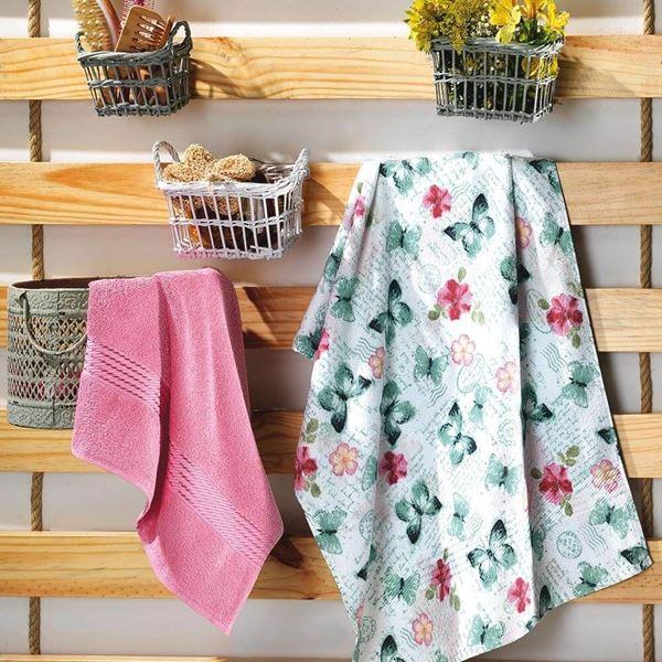 Imagem de Toalha de Rosto 50cm x 80cm - Prisma Florata