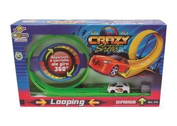 Imagem de Pista Looping Crazy Streets - BS Toys