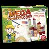 Imagem de Mega Construções 120 Peças - Pais e Filhos