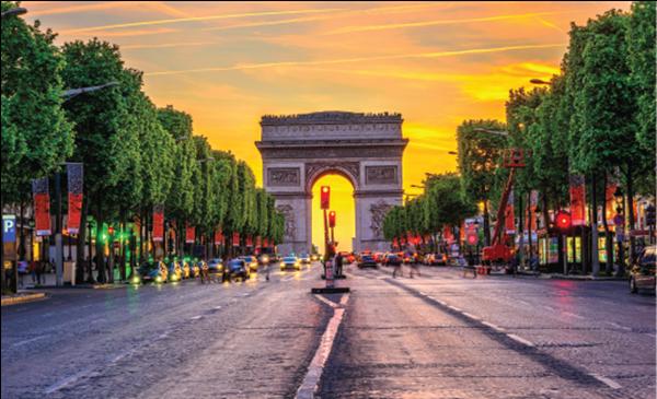 Imagem de Quebra-Cabeça Paisagens 500 Peças - Paris
