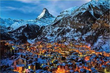 Imagem de Quebra-Cabeça Paisagens 1000 Peças - Suíça