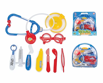 Imagem de Kit Médico Maleta - Fenix Brinquedos