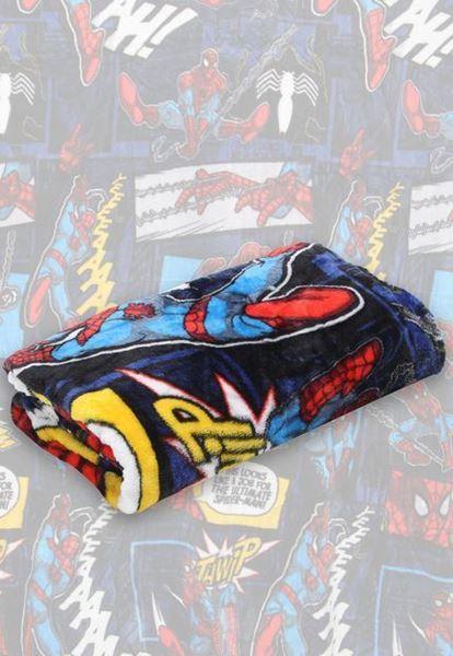 Imagem de Manta Fleece de Sofá - Spider Man