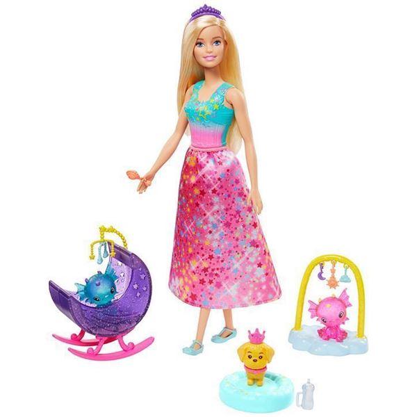 Imagem de Barbie Dreamtopia Dia de Pets - Mattel